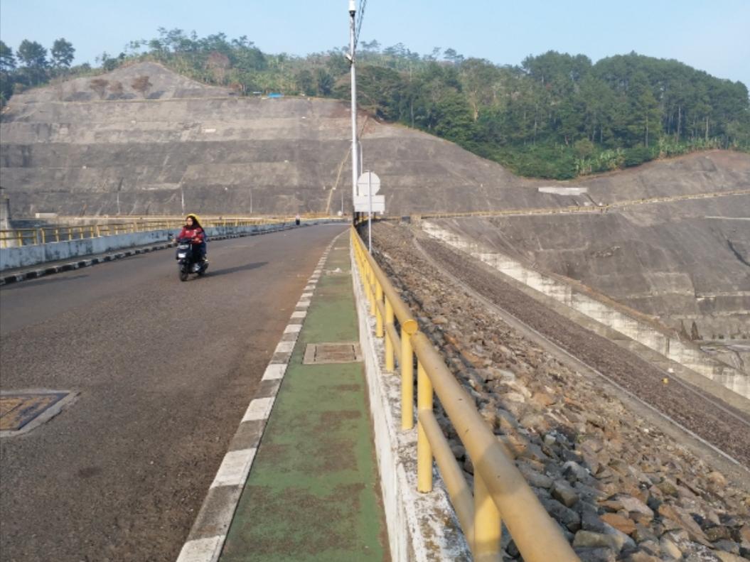 Akses Jalan Dam Ditutup